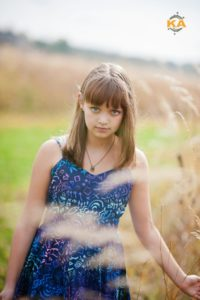 Professional Portrait Photographer Kelly Ann Settle is Based in Dayton Ohio