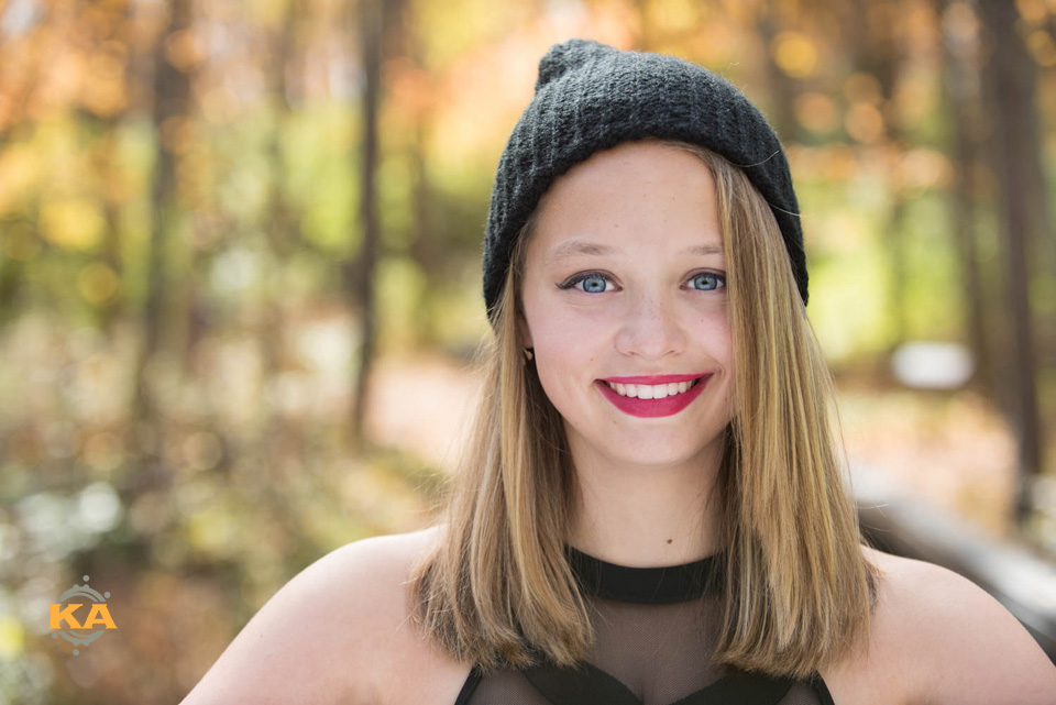 Professional Portrait Photographer Kelly Ann Settle is Based in Dayton Ohio
