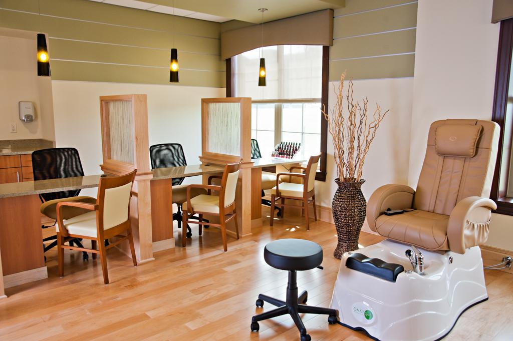 Kelly Ann Photography Commercial Dayton Cincinnati Ohio Architecture  Interiors Salon Spa St Leonards