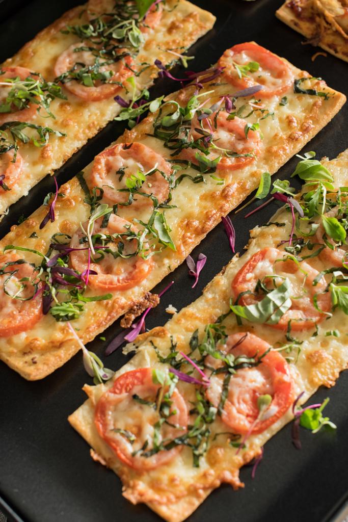 Kelly Ann Photography Commercial Dayton Cincinnati Ohio Food Drink Pizza flatbread