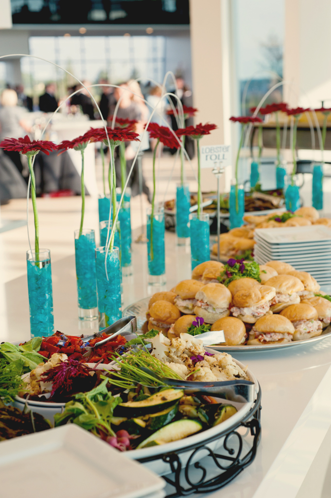 Kelly Ann Photography Commercial Dayton Cincinnati Ohio Food Drink buffet display finger food editorial party