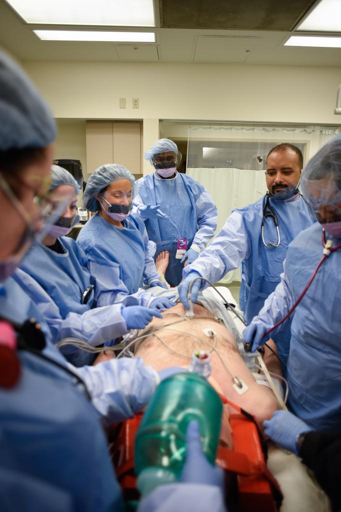 Kelly Ann Photography Commercial Dayton Cincinnati Ohio emercency trauma ER location